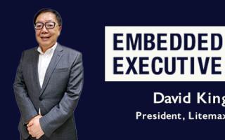Embedded Executive: David King, President, Litemax