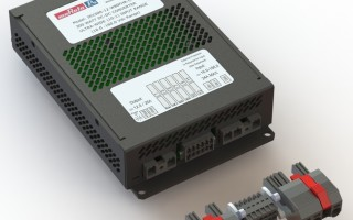 Railway Compliant IRV300 from Murata Offers 300W System Level Power at >92% Efficiency