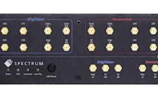 (Image Courtesy of Spectrum Instrumentation)
