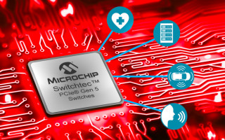 Microchip Releases Switchtec PFX PCIe 5.0 Family, World's First PCle 5.0 Solutions