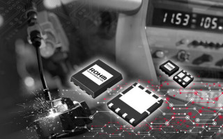 ROHM's New 5th Generation P-Channel MOSFETs Deliver Low ON Resistance