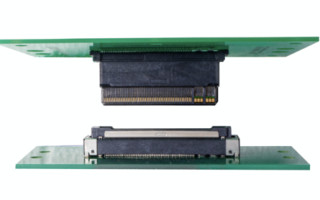 Board-to-Board Connectors Designed and Tested for Special High-Speed Applications
