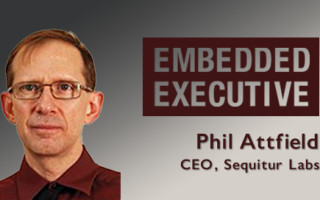 Embedded Executive: Phil Attfield, CEO, Sequitur Labs