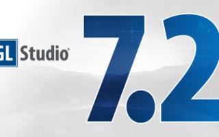 DiSTI Announces the Release of GL Studio 7.2