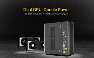 Cincoze Announces Flagship GP-3000 Industrial-Grade High-Performance GPU Computer