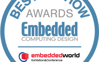 Embedded Computing Design's Best in Show at the First All-Digital embedded world