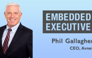 Embedded Executive: Phil Gallagher, CEO, Avnet