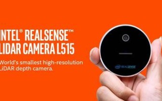 World's Smallest Micro-Mirror Scanning Technology from STMicroelectronics Chosen for Intel RealSense LiDAR Depth Camera L515
