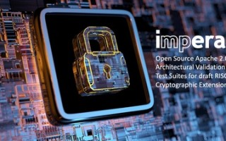 Imperas' RV32/64K Crypto Architectural Validation Test Suites Now Included in RISC-V Verification Ecosystem