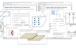 New Maple Flow Product from Maplesoft Provides a Mathematics Tool for Engineering Projects