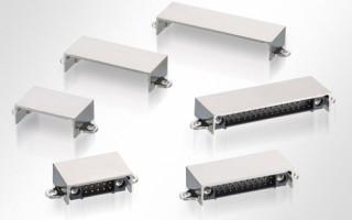 New Horizontal Backshells Expand Harwin's High-Reliability Shielding Options