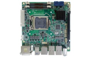 Litemax Announces the AMIX-CML0 Mini-ITX Embedded Board Featuring 10th Gen. Intel Core