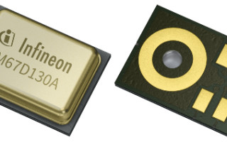 Infineon Introduces Industry's First AEC-Q103 Qualified XENSIV MEMS Microphone for Automotive Applications