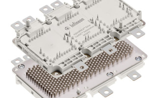 Industry's First Automotive Qualified SiC Six-Pack Power Module for EV Traction Inverters with HybridPACK Drive CoolSiC