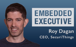 Embedded Executive: Roy Dagan, CEO, SecuriThings