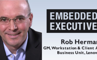 Embedded Executive: Rob Herman, GM, Workstation & Client AI Business Unit, Lenovo