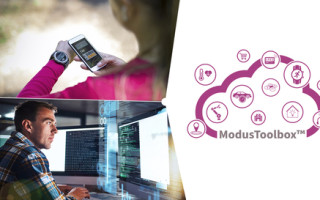 Infineon's New ModusToolbox Machine Learning Enables TinyML for Secure AIoT