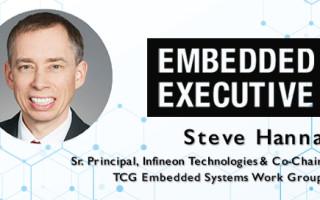 Embedded Executive: Steve Hanna, Distinguished Engineer, Infineon Technologies