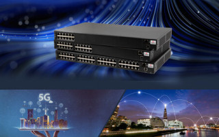 Microchip Simplifies Deployment of Wi-Fi 6 Access Points and Small Cell Nodes with First Multiport, Multigigabit PoE Injector