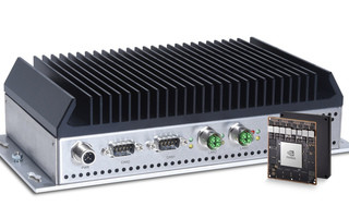 Syslogic Integrates Nvidia Jetson AGX Xavier Industrial Computer-on-Module into its Vehicle and Railway Computers
