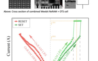 Weebit Nano Demonstrates Integration of Selector with ReRAM Cell for Stand-Alone Memory Market