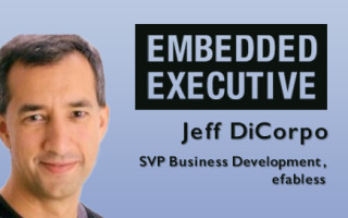 Embedded Executive: Jeff DiCorpo, SVP Business Development, efabless