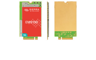Sierra Wireless' EM9190 5G Module Integrated by Mobile Viewpoint
