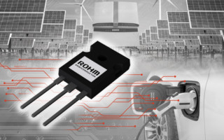 ROHM Announces Hybrid IGBTs with Built-In SiC Diode