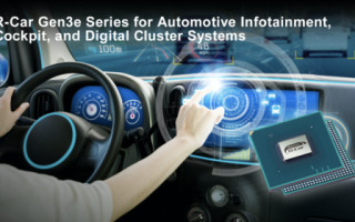 Renesas Launches R-Car Gen3e for Automotive Infotainment, Cockpit, and Digital Cluster Systems