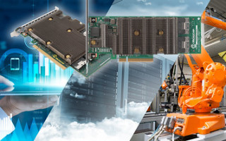 Microchip Announces Production Shipments of NVMe and 24G SAS Tri-mode RAID and HBA Storage Adapters