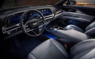Cadillac's First All-Electric SUV to Feature Altia's Dashboard Display Technology
