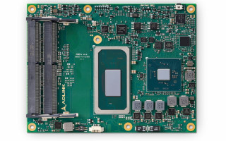 ADLINK Launches First COM Express Module Featuring Intel CoreTM, Xeon, and Celeron 6000 Processors