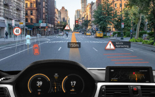 Infineon Announced New MEMS Scanner For Eyeglasses and Head-Up Displays