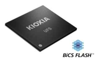 KIOXIA Announces Ver 3.1 UFS Embedded Flash Memory Devices
