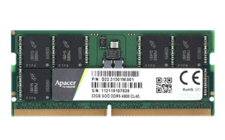 Apacer's Industrial DDR5 SODIMM Ushers In the Next Generation of High-Performance Computing