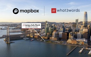 Mapbox Supports what3words in Dash, For Precise In-Car Navigation