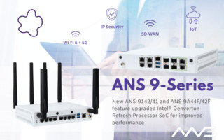 Portwell Upgrades Its Family of ANS Compact Desktop Network Security Appliances for SD-WAN Network Builders