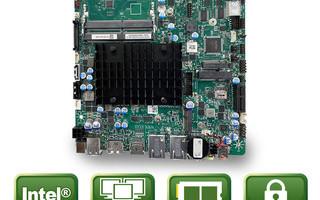 Thin Mini-ITX Board for IoT Applications