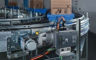 NORD Drive Systems High Efficiency Solutions Cover a Wide Range of Applications for Intralogistics and Warehousing
