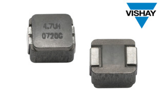 Vishay Intertechnology Automotive Grade IHLP Inductor in 2020 Case Size Offers Operating Temperature to +180 °C