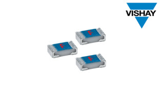 New Vishay Intertechnology Thin Film Chip Fuse Offers AEC-Q200 Qualification for Automotive Applications
