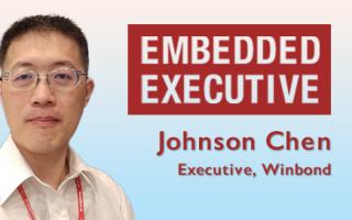 Embedded Executive: Johnson Chen, Executive, Winbond