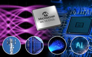 Microchip Unveils Compact 1.6T Ethernet PHY with Up to 800 GbE Connectivity for Cloud Data Centers, 5G, and AI