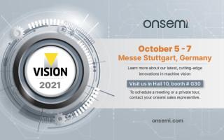 onsemi showcases advanced machine vision solutions at VISION
