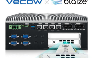 Vecow and Blaize to Deliver Workstation-Grade Edge AI Computing Solution