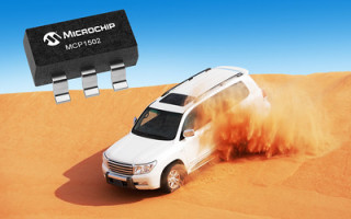 High-Precision Voltage Reference IC Provides Very-Low Drift for Extended-Temperature Automotive Applications