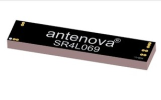 Antenova Introduces Antenna for Compact 4G/5G Designs with High Speed Data or Video
