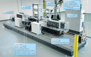 Mechatronic test benches ? Growing trend for validating control systems