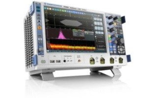 embedded world 2017: Rohde & Schwarz oscilloscopes on hand for low-voltage and multi-domain applications