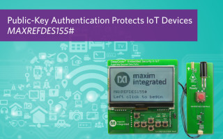 Reference design lets you protect your IoT devices